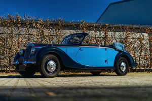 1950 Riley RMD 2,5L Drophead Coupe