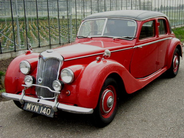 Riley 2.5ltr. RMB  (RHD)  1952 For Sale (picture 1 of 6)