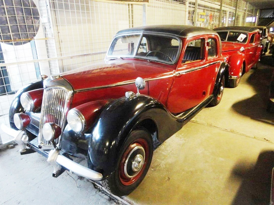 Riley RMB 1.5Ltr 1950  (LHD)  For Sale (picture 1 of 6)