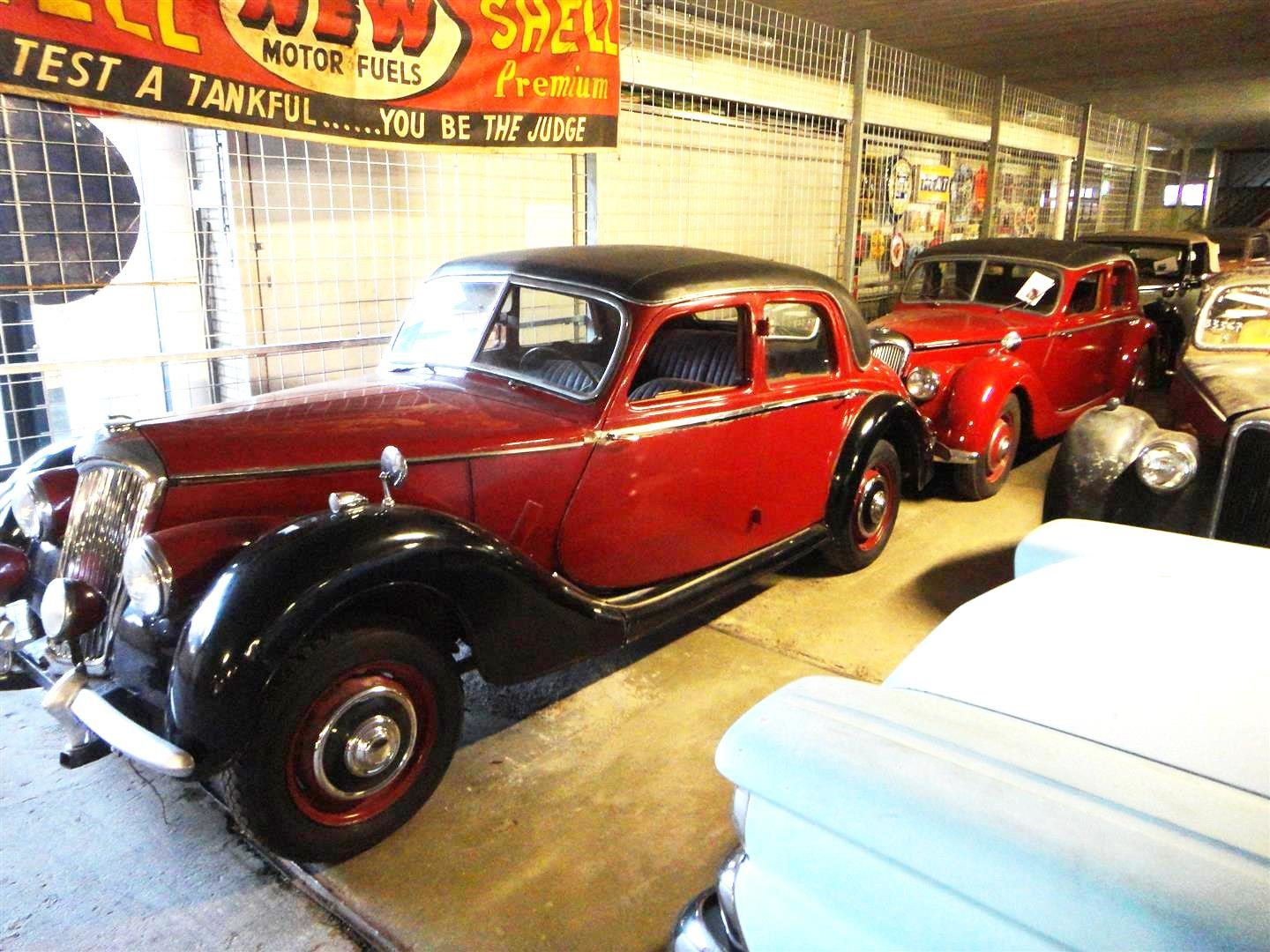 Riley RMB 1.5Ltr 1950  (LHD)  For Sale (picture 6 of 6)