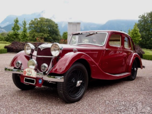 1936  Riley 15/6 Kestrel
