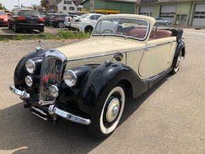 Picture of 1951 IMMACULATE RHD RILEY DROPHEAD COUPE - IN SWITZERLAND SOLD