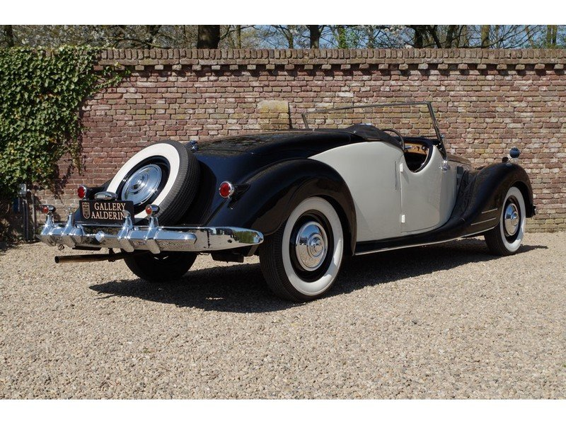 1950 Riley RMC Convertible Restored condition, RHD rare! For Sale (picture 2 of 6)