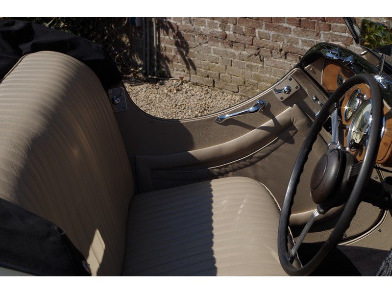 1950 Riley RMC Convertible Restored condition, RHD rare! For Sale (picture 3 of 6)