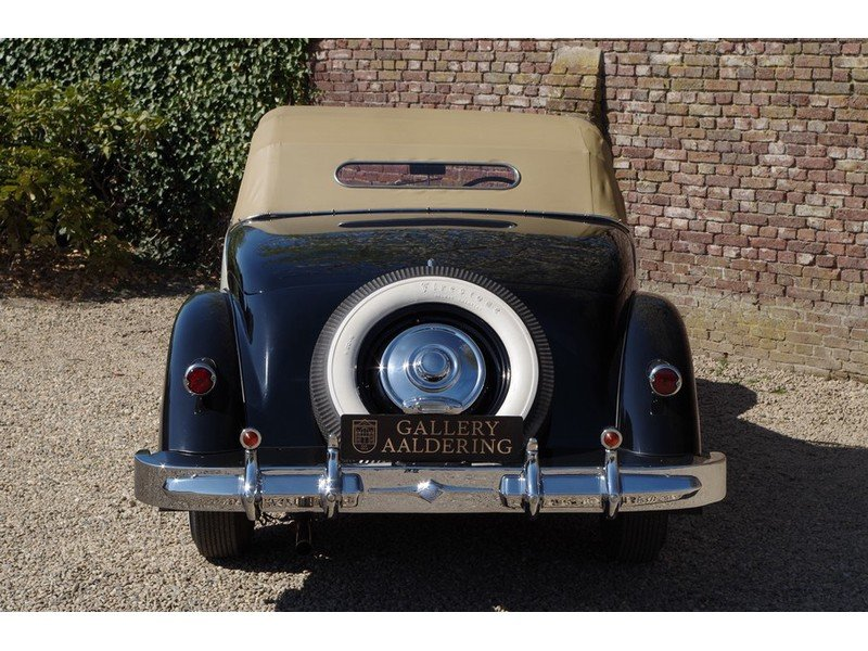 1950 Riley RMC Convertible Restored condition, RHD rare! For Sale (picture 6 of 6)
