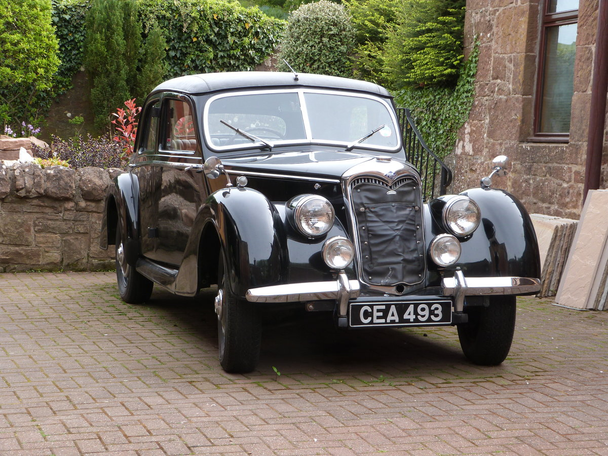 1946 Riley RMA For Sale (picture 1 of 6)