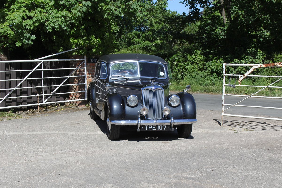 1953 Riley RME Over 30K Spent SOLD (picture 1 of 20)