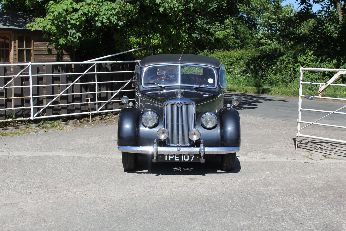 1953 Riley RME Over 30K Spent SOLD (picture 2 of 20)