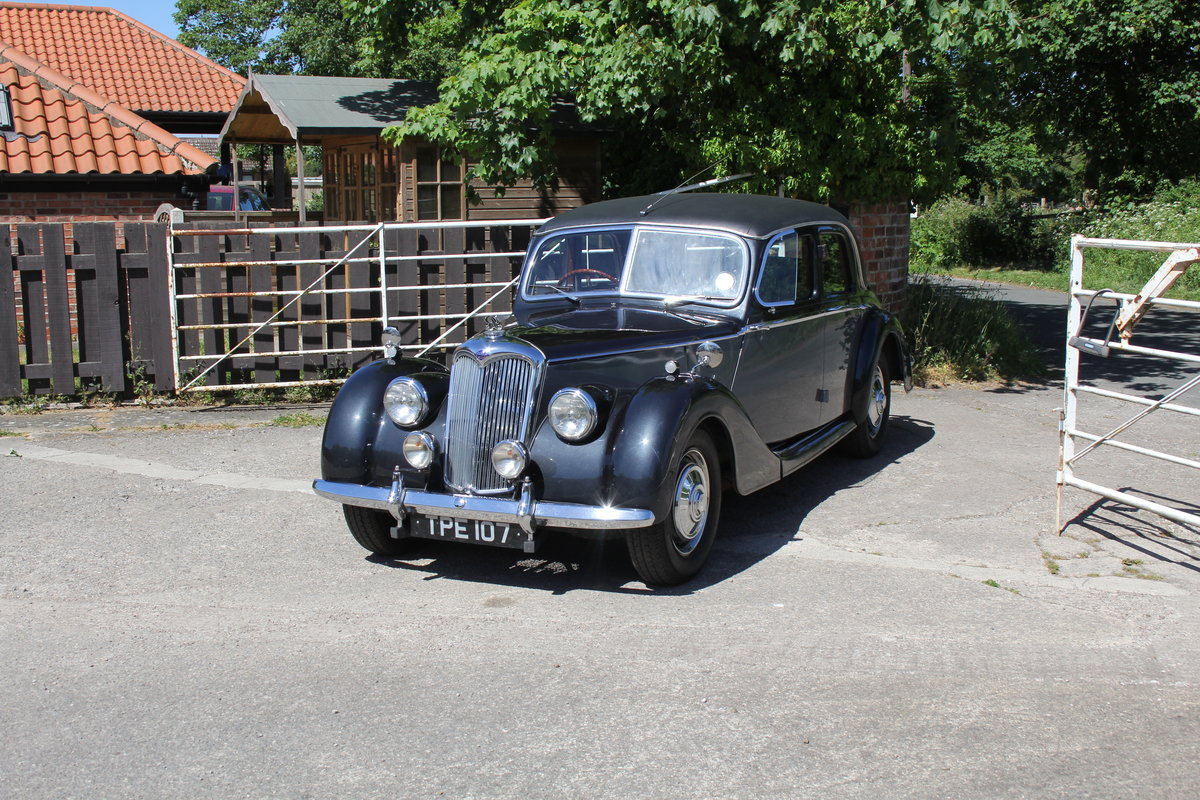1953 Riley RME Over 30K Spent SOLD (picture 3 of 20)