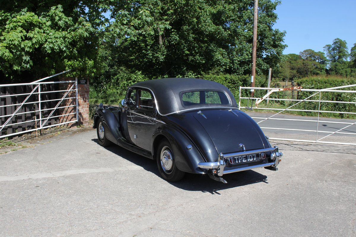1953 Riley RME Over 30K Spent SOLD (picture 4 of 20)