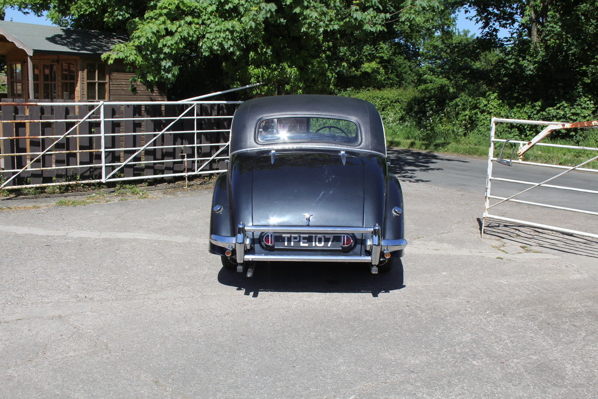 1953 Riley RME Over 30K Spent SOLD (picture 5 of 20)