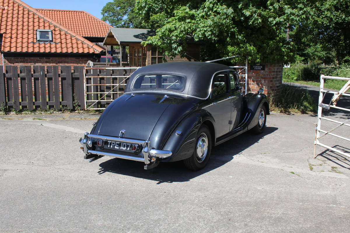1953 Riley RME Over 30K Spent SOLD (picture 6 of 20)