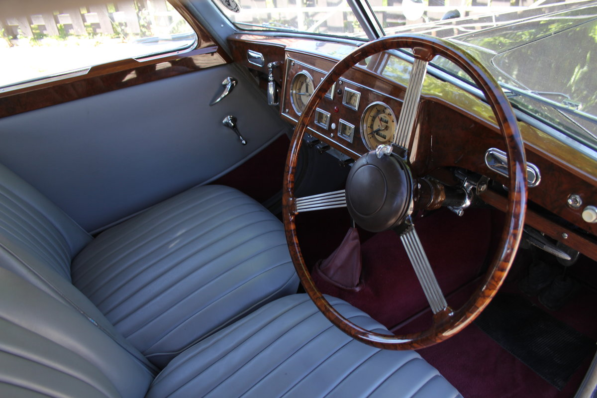 1953 Riley RME Over 30K Spent SOLD (picture 7 of 20)