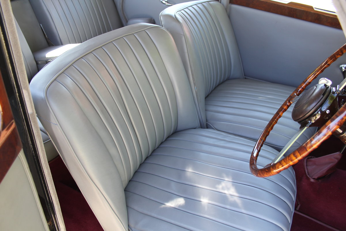 1953 Riley RME Over 30K Spent SOLD (picture 9 of 20)