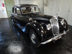 1953 Riley RMF