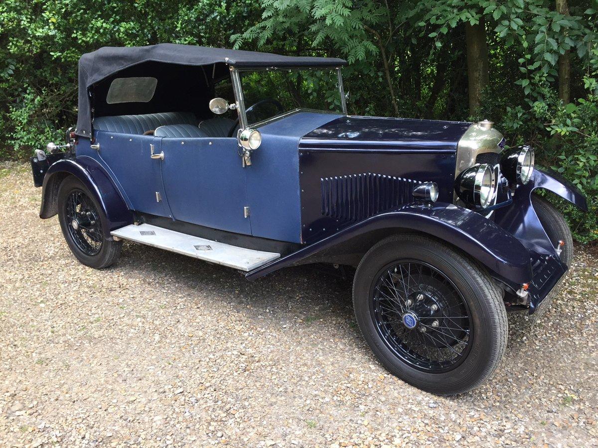 1928 Riley 9 Tourer - ideal VSCC car For Sale (picture 3 of 5)