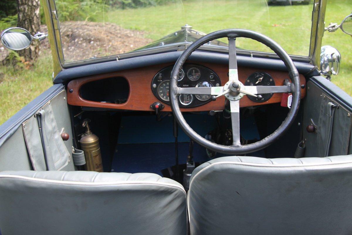 1928 Riley 9 Tourer - ideal VSCC car For Sale (picture 5 of 5)