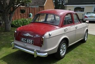 1961 Riley 1.5 SOLD (picture 2 of 6)