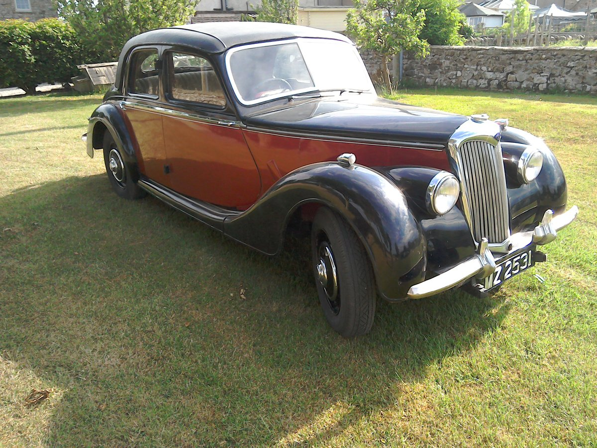 Riley RMA 1948 For Sale (picture 1 of 6)