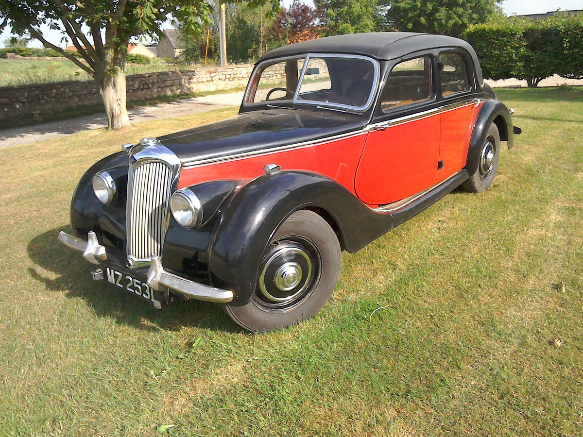 Riley RMA 1948 For Sale (picture 2 of 6)
