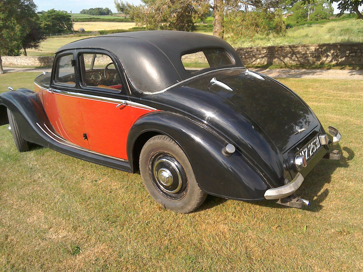 Riley RMA 1948 For Sale (picture 3 of 6)