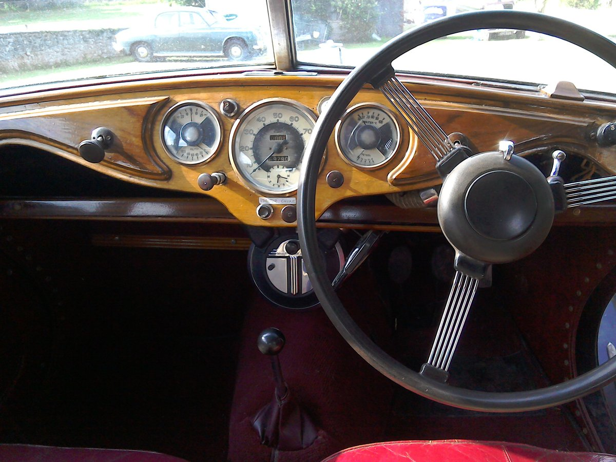 Riley RMA 1948 For Sale (picture 4 of 6)