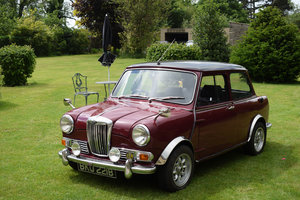 1964 RILEY ELF MARK II - UPRATED 1275cc, LOTS SPENT! For Sale