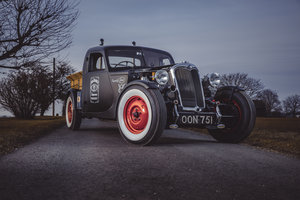 1954 Classic Car Hire Yorkshire - V8 Rat Rod