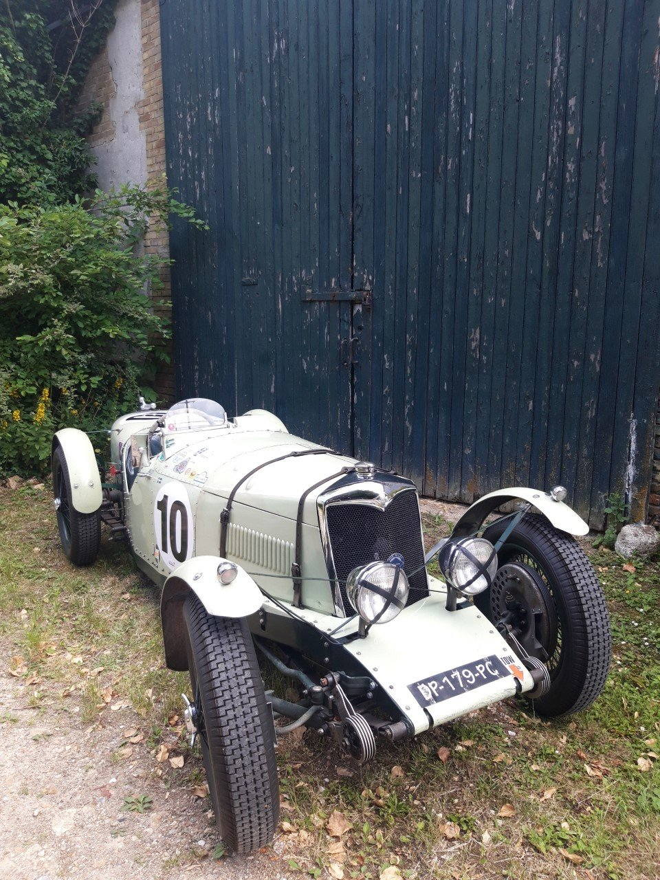 1934 Riley sprite tt rep  For Sale (picture 6 of 6)