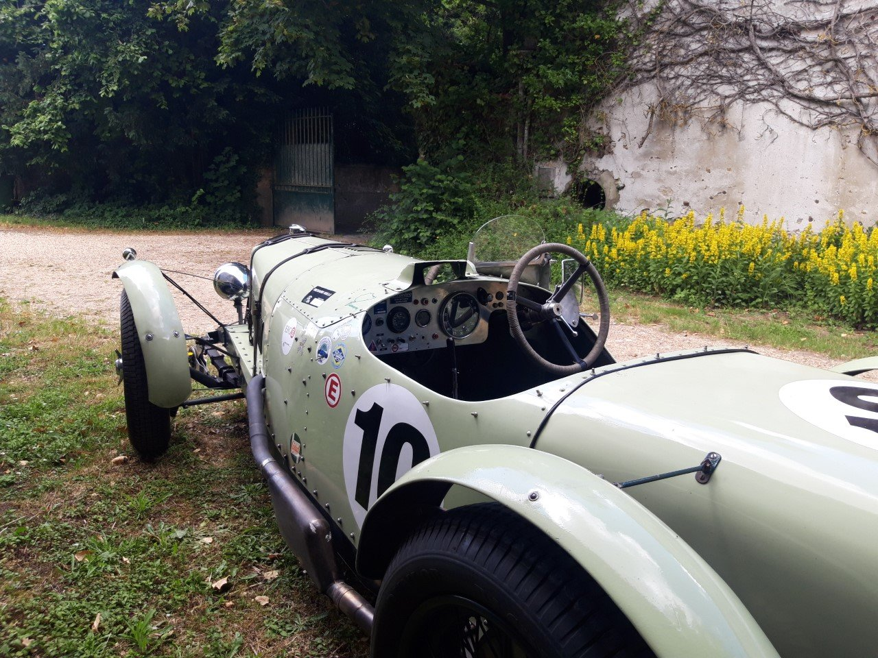 1934 Riley sprite tt rep  For Sale (picture 5 of 6)