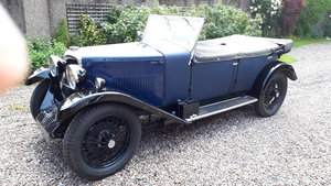 1931 RILEY 9 MARK 4 TOURER