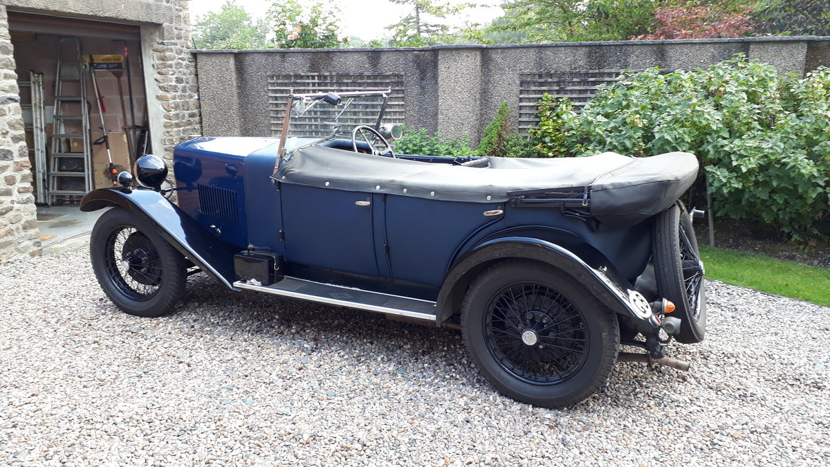 1931 RILEY 9 MARK 4 TOURER For Sale (picture 2 of 5)