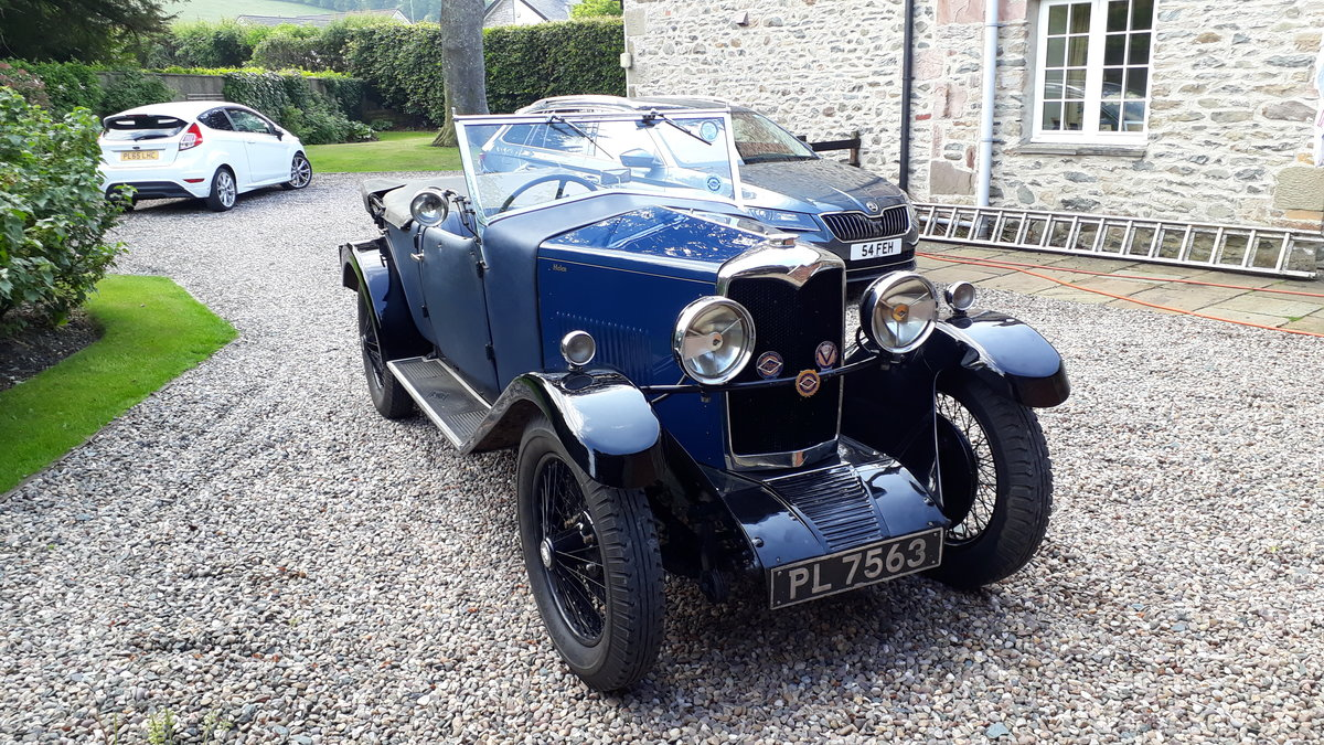 1931 RILEY 9 MARK 4 TOURER For Sale (picture 3 of 5)