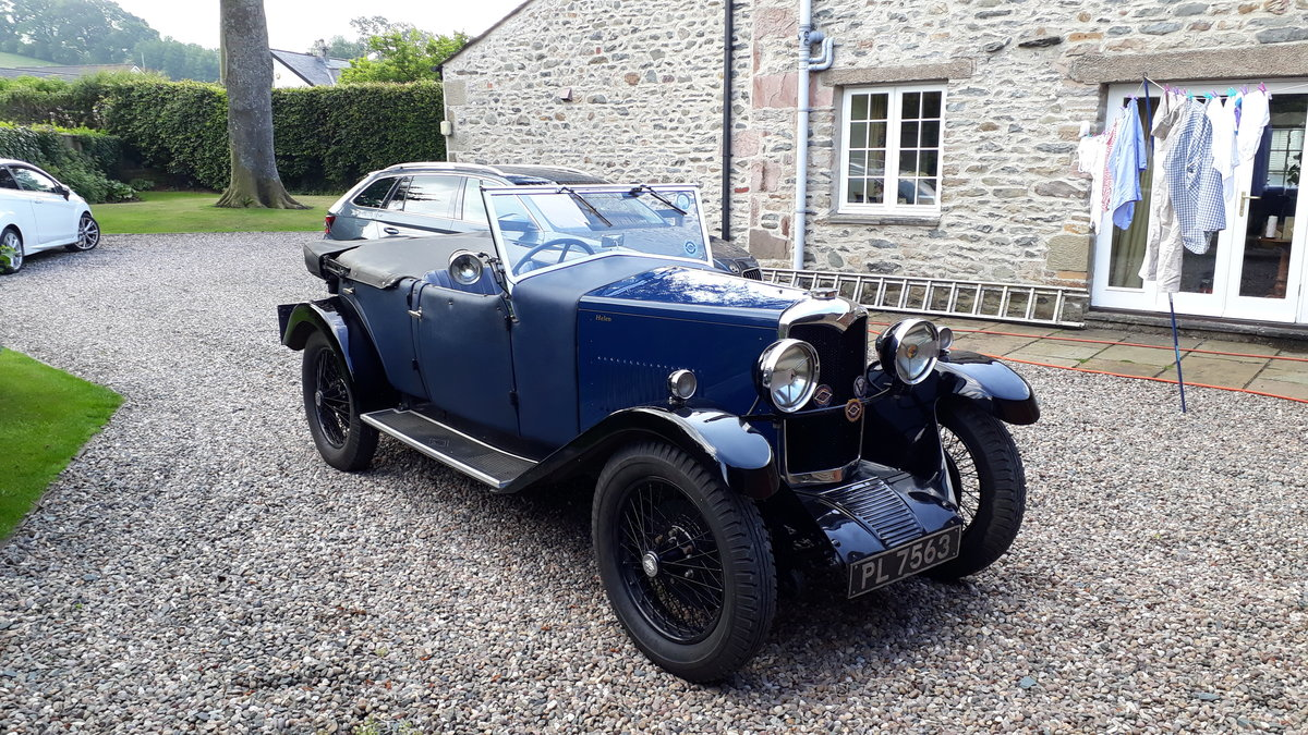 1931 RILEY 9 MARK 4 TOURER For Sale (picture 5 of 5)
