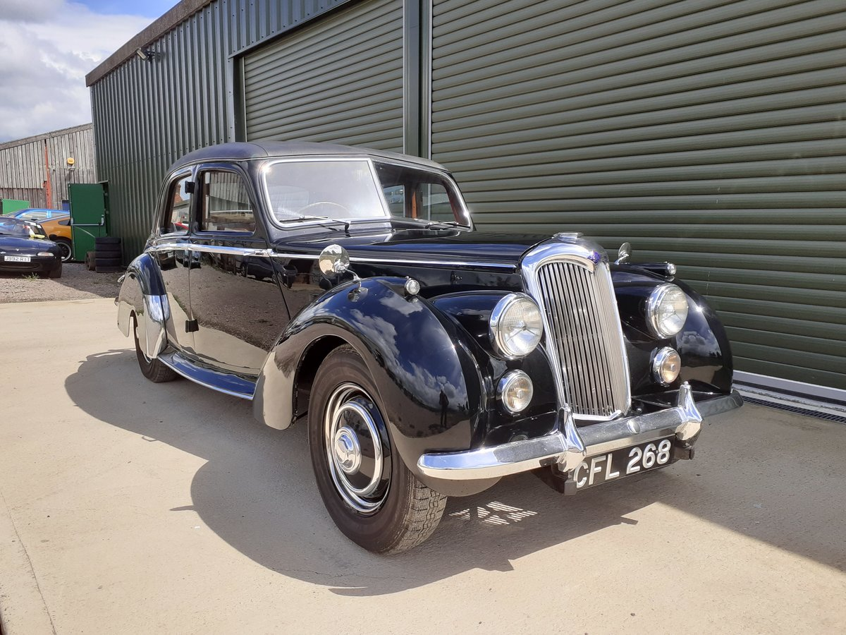 1954 Riley RME 1.5 low mileage, extensive history, superb SOLD (picture 1 of 6)
