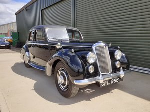 1954 Riley RME 1.5 low mileage, extensive history, superb