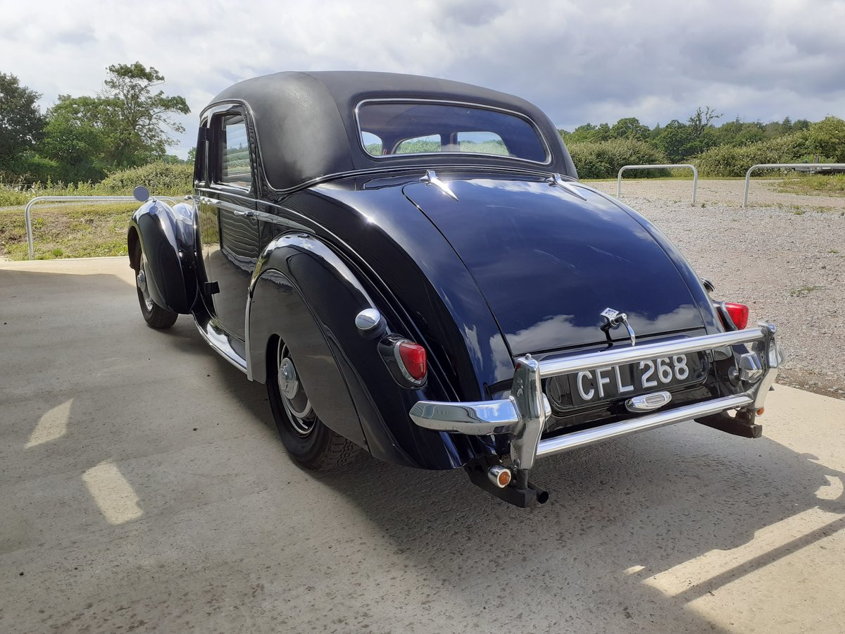 1954 Riley RME 1.5 low mileage, extensive history, superb SOLD (picture 4 of 6)