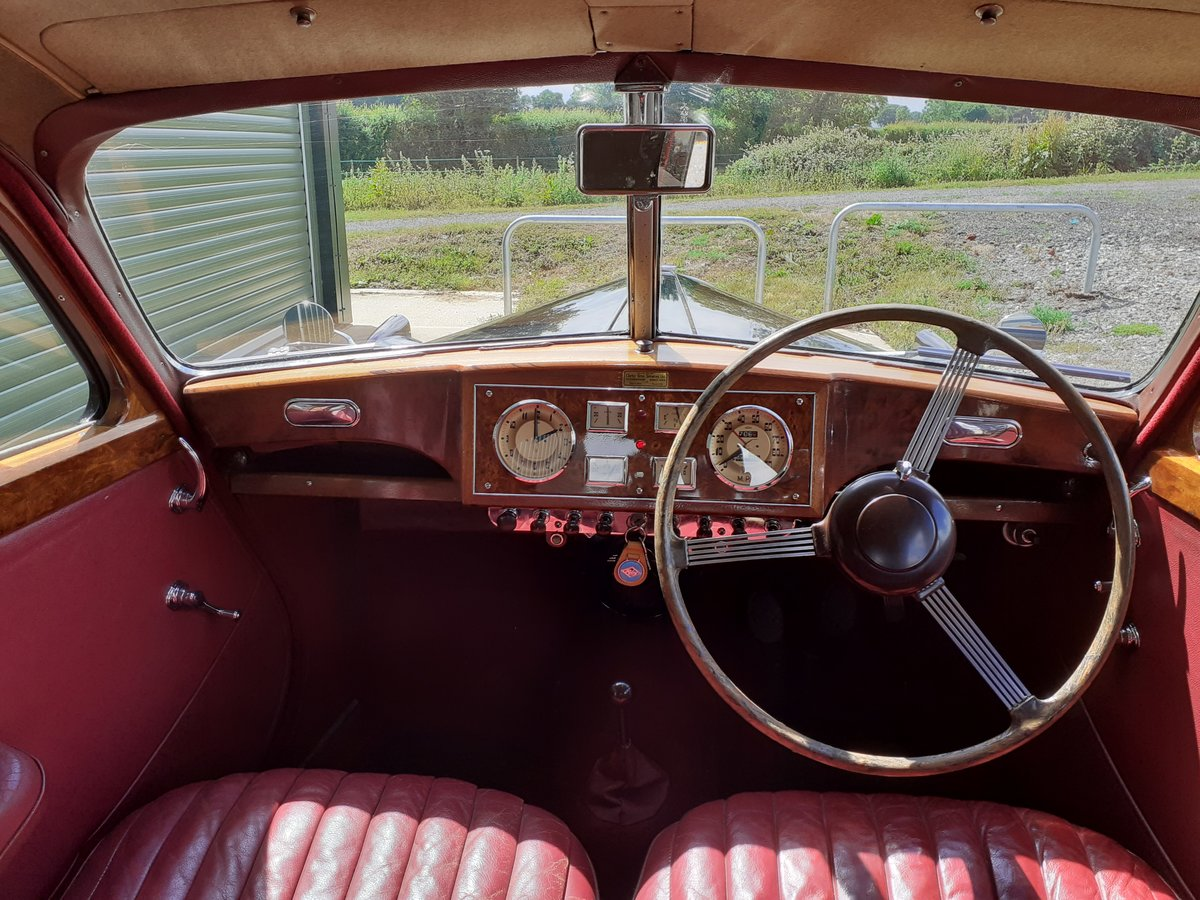 1954 Riley RME 1.5 low mileage, extensive history, superb SOLD (picture 5 of 6)