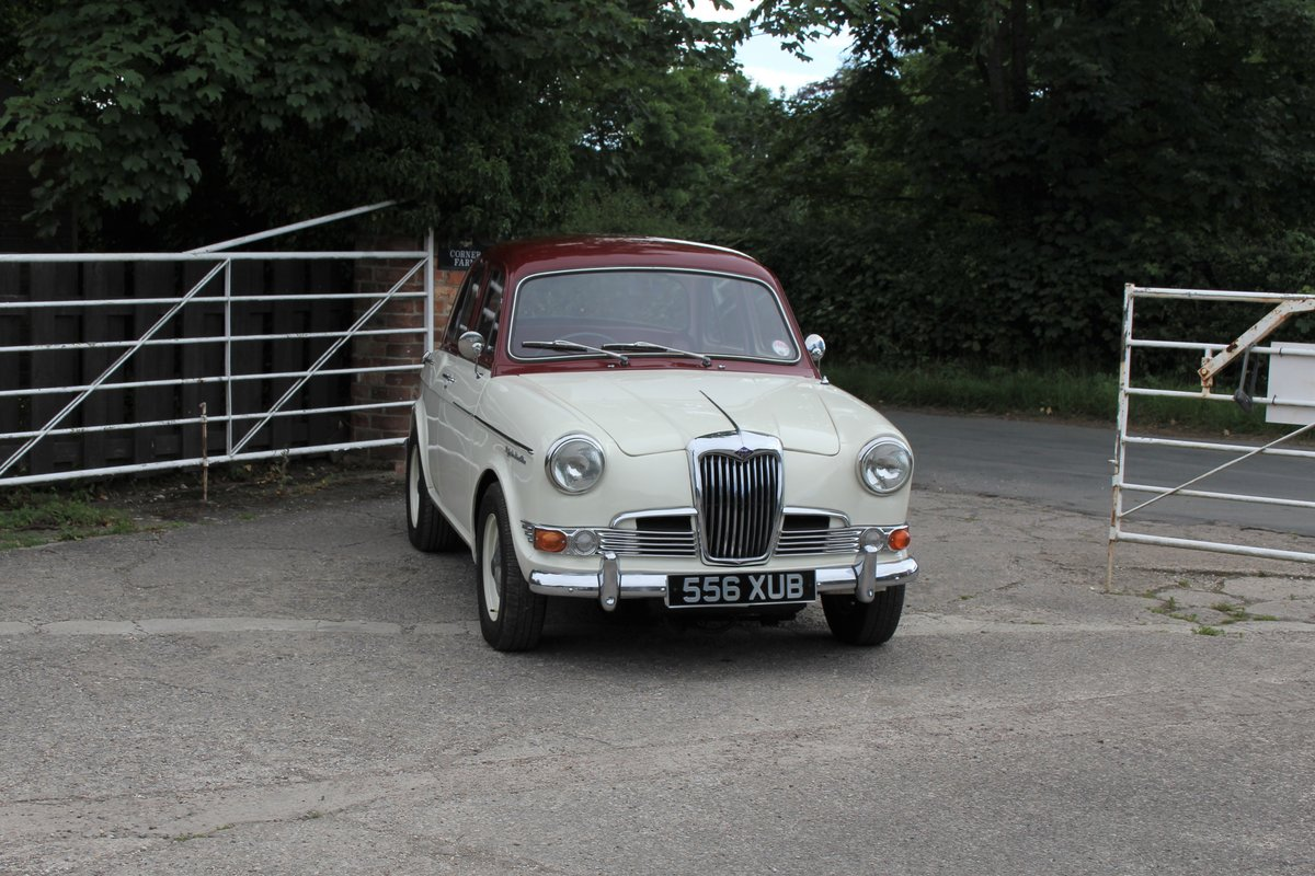 1961 Riley 1.5 - Highly upgraded with 1798cc engine/5 speed SOLD (picture 1 of 20)