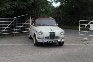 Riley 1.5 - Highly upgraded with 1798cc engine/5 speed