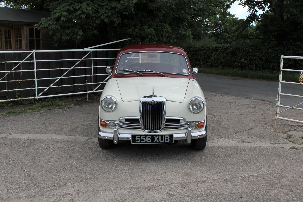 1961 Riley 1.5 - Highly upgraded with 1798cc engine/5 speed SOLD (picture 2 of 20)