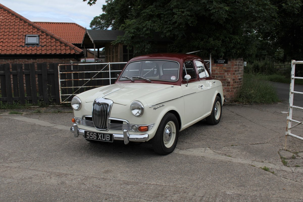 1961 Riley 1.5 - Highly upgraded with 1798cc engine/5 speed SOLD (picture 3 of 20)