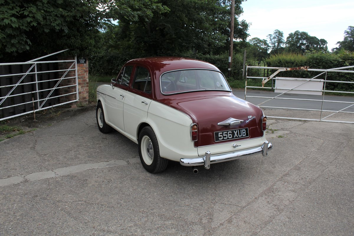 1961 Riley 1.5 - Highly upgraded with 1798cc engine/5 speed SOLD (picture 4 of 20)