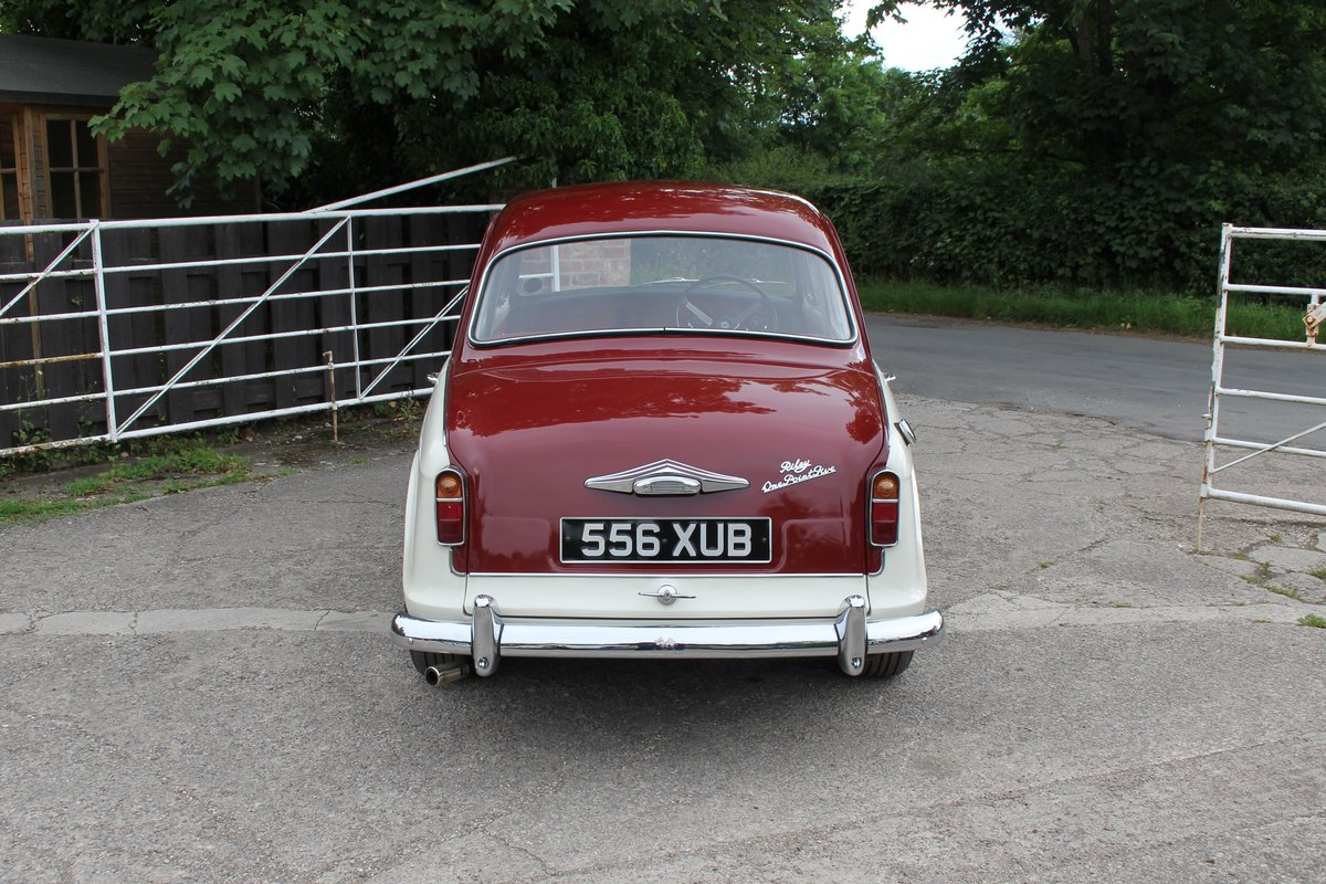 1961 Riley 1.5 - Highly upgraded with 1798cc engine/5 speed SOLD (picture 5 of 20)