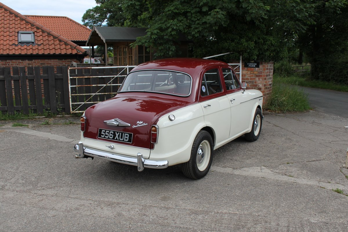 1961 Riley 1.5 - Highly upgraded with 1798cc engine/5 speed SOLD (picture 6 of 20)