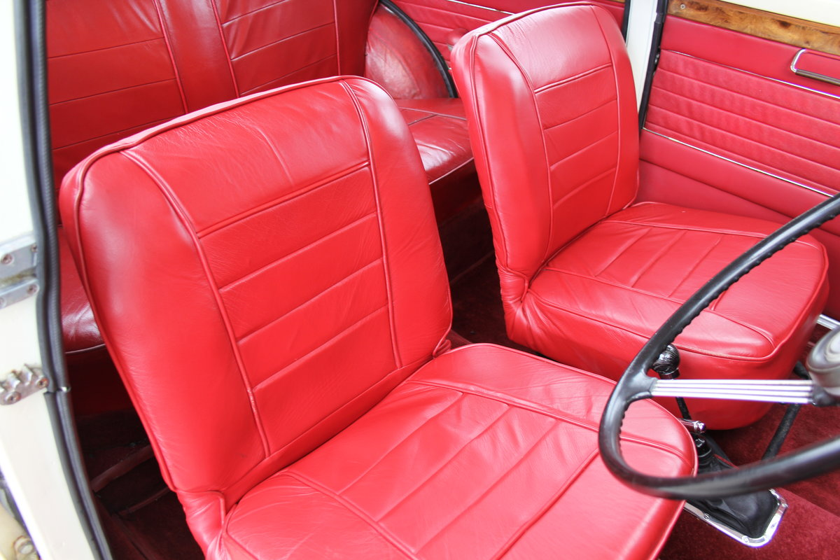 1961 Riley 1.5 - Highly upgraded with 1798cc engine/5 speed SOLD (picture 9 of 20)