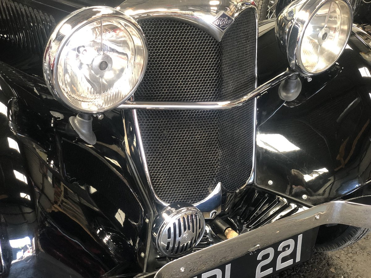 1937 Riley Lynx-Sprite - Major professional restoration For Sale (picture 8 of 24)