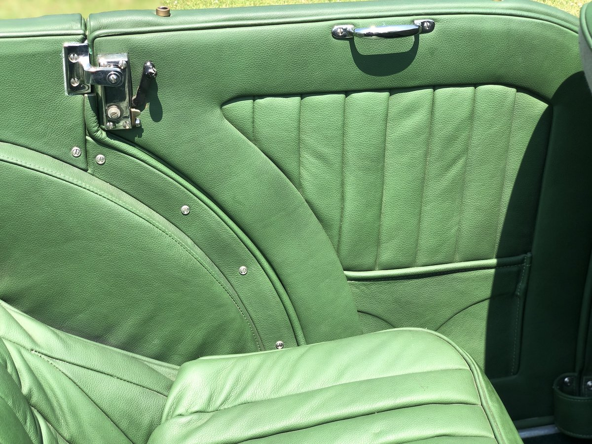1937 Riley Lynx-Sprite - Major professional restoration SOLD (picture 9 of 24)