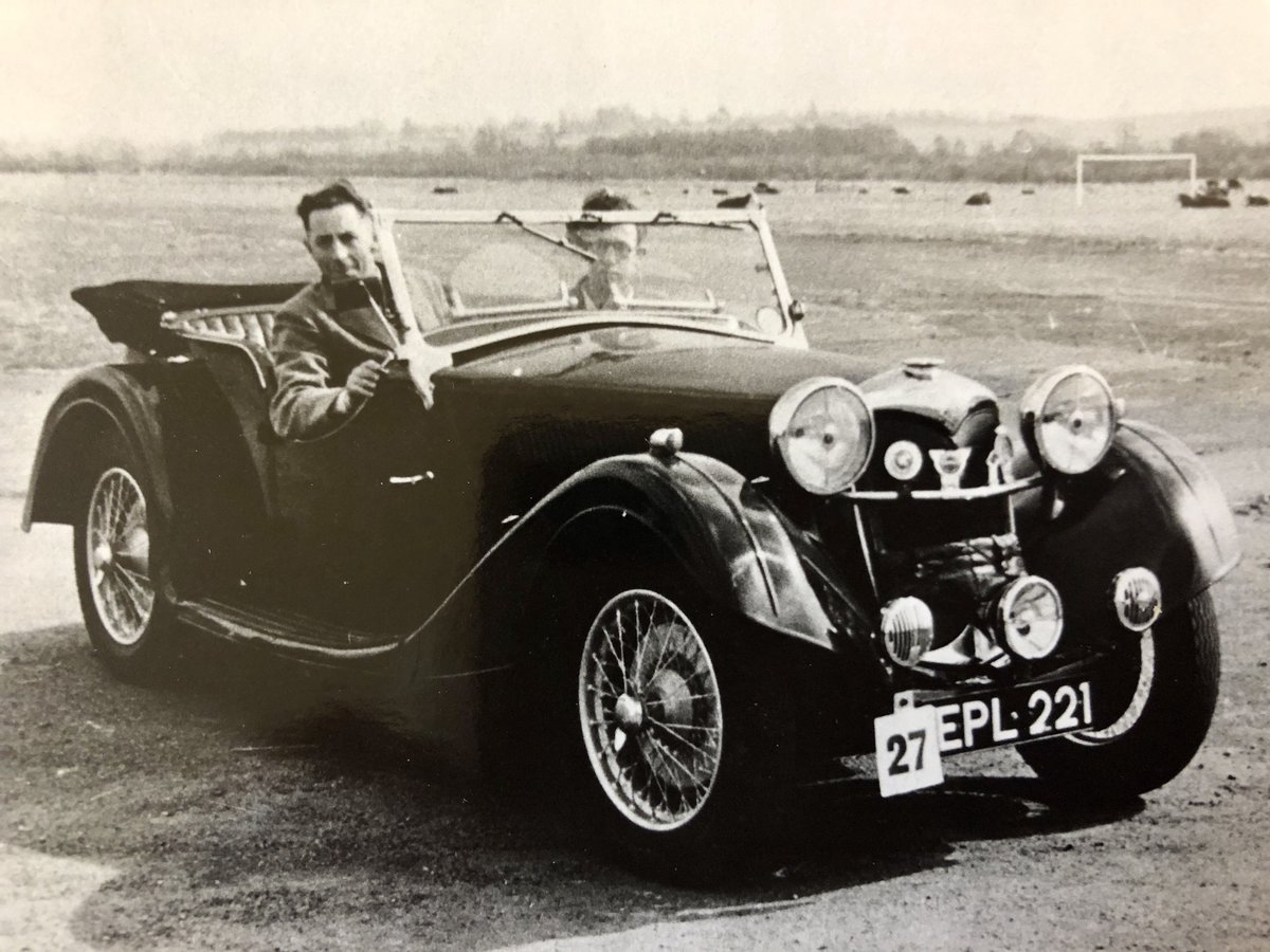 1937 Riley Lynx-Sprite - Major professional restoration SOLD (picture 13 of 24)