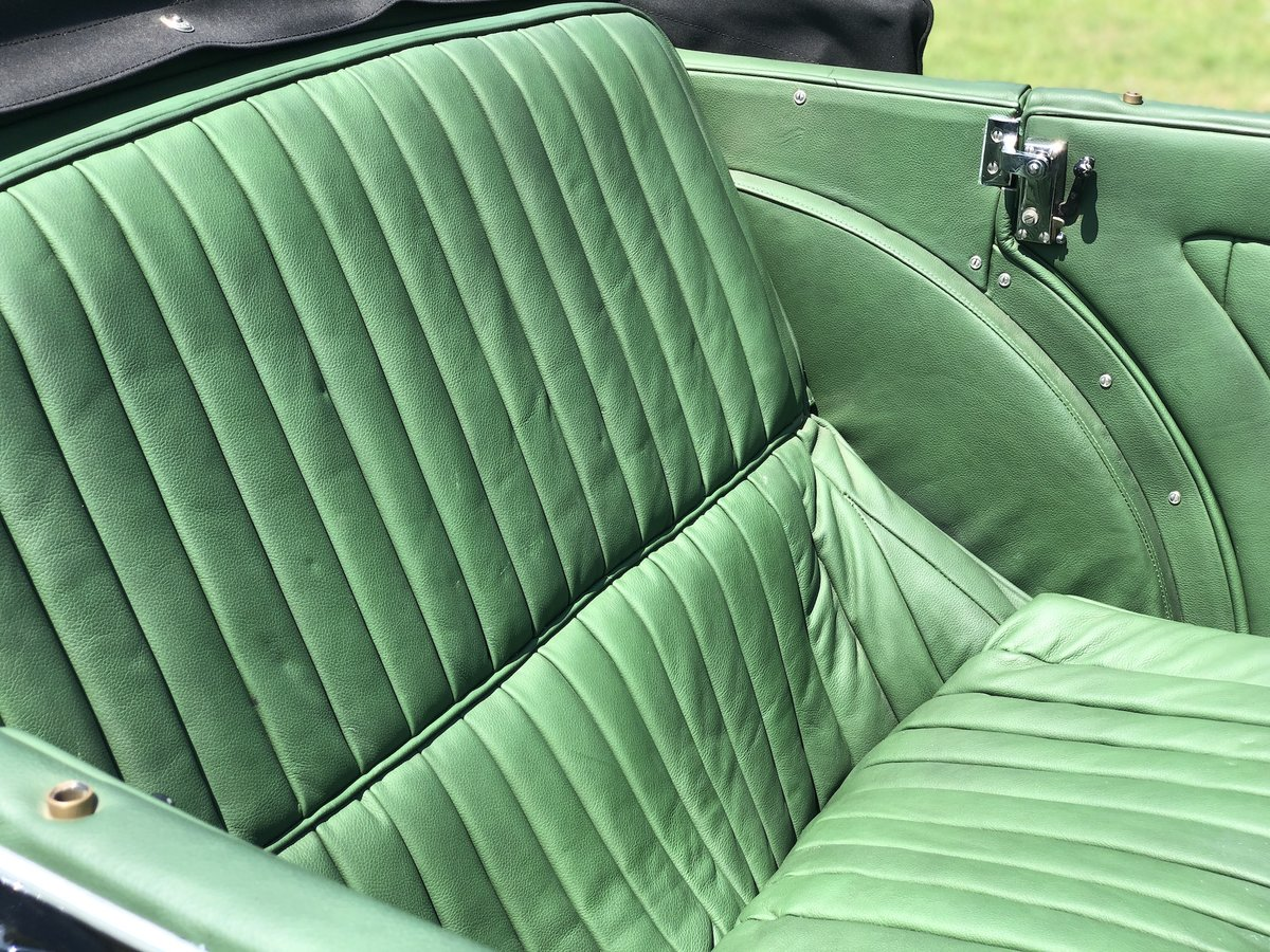 1937 Riley Lynx-Sprite - Major professional restoration For Sale (picture 18 of 24)